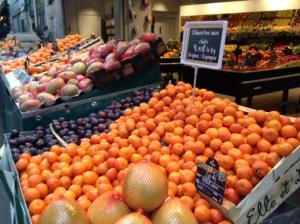 Fruit Markets of St. Germain-de-Pres