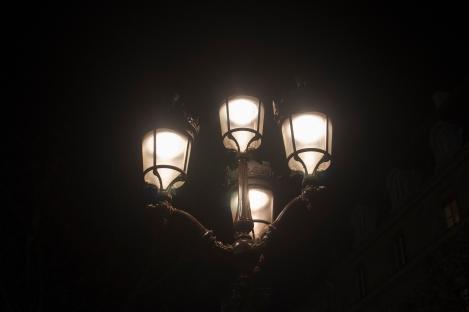 Paris Lampstands