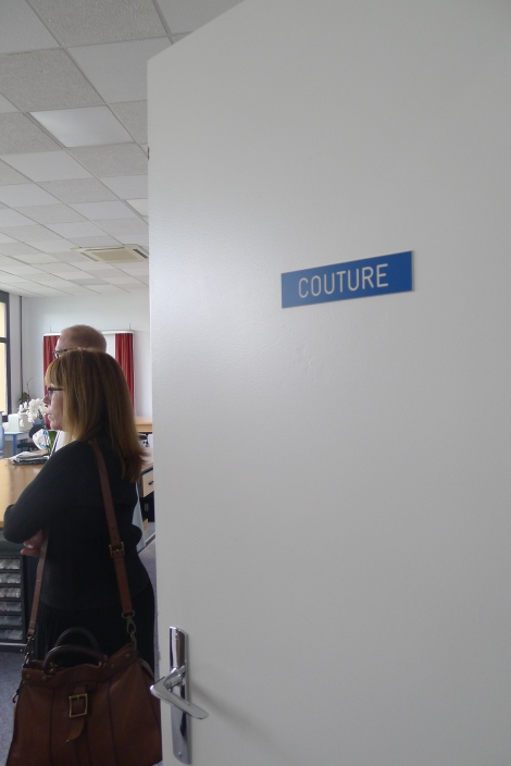 "Only in French Bethel would they have a ""Couture"" room!  I was disappointed to know that it was just a sewing room..."