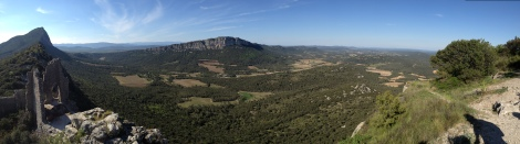 Pano from the Top