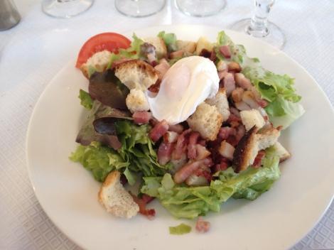 Salade Lyonaise