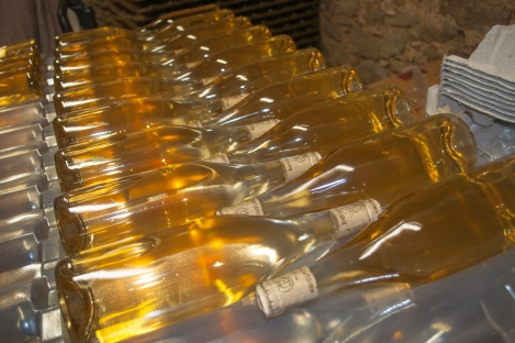 White Wines Pre-label