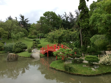 The Japanese Garden in Toulouse