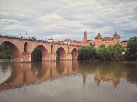 The Old Bridge of Montauban